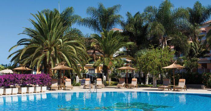 Hotel Riu Garoe  Puerto De La Cruz Teneriffa
