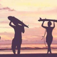 Surfen auf den Kanarischen Inseln
