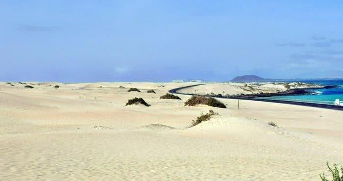 Playa del Corralejo