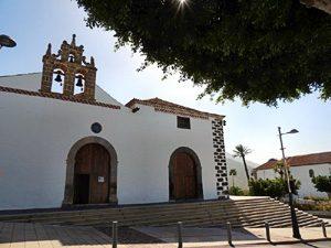 Kirche in Adeje