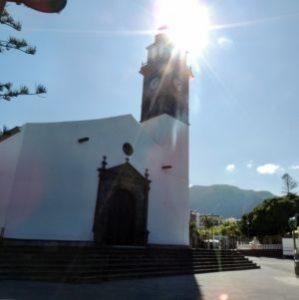 Kirche in Buenavista del Norte, Teneriffa