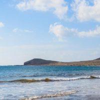 Dämmerung am Playa el Medano