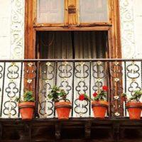 Casa de los Balcones in La Orotava
