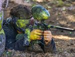 Aktiv auf Teneriffa - Paintball