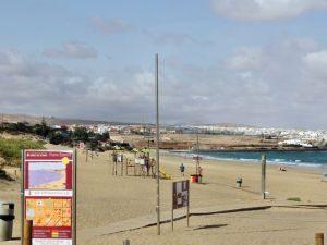 Spielplatz am Playa Blanca, Fuerteventura