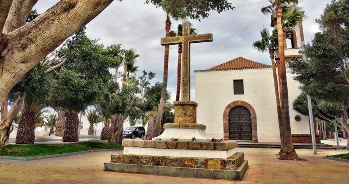 Iglesia de Nuestra Señora de Antigua