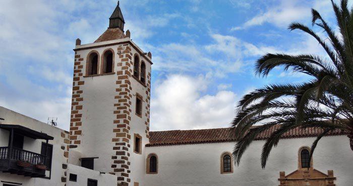 Kirche Catedral de Santa Maria de Betancuria
