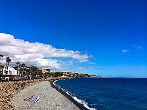 Strand von Bahia Feliz