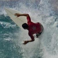 Surfer auf Gran Canaria