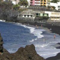 Blick auf den Playa de Puerto Naos