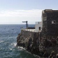 Das kleinste Hotel der Welt in Las Puntas