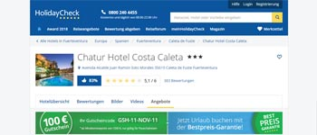 Fuerteventura Deal