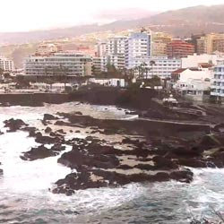 Live Webcam von Puerto de la Cruz