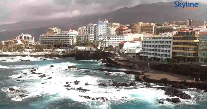 Klimatabelle Teneriffa Puerto De La Cruz