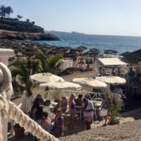 Strand Playa Duque in Adeje