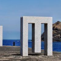 Kunst im Hafen von Garachico