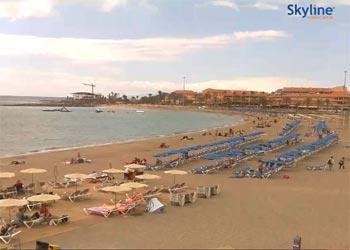 Playa Las Vistas Webcam