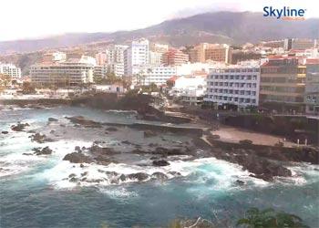 Playa San Telmo Webcam