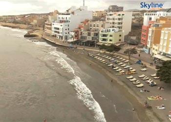 Playa El Médano Webcam