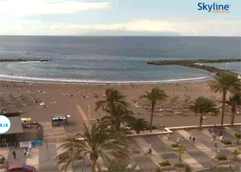 Playa de Troya Webcam
