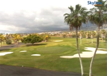 Golf Costa Adeje Webcam