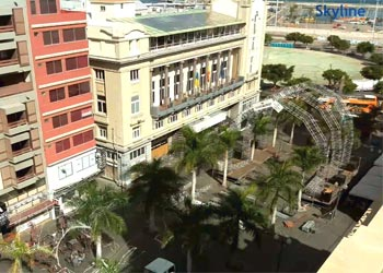 Plaza de la Candelaria Webcam