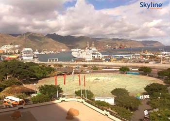 Plaza de España Webcam