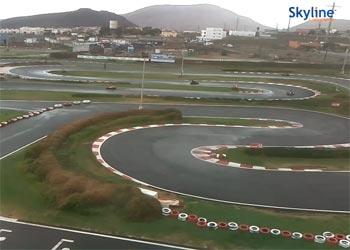 Karting Club Tenerife Live Cam