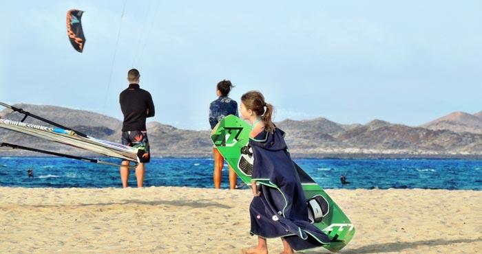 Surfkurs für Kinder auf Fuerteventura