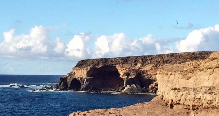 Piratenhöhlen auf Fuerteventura