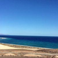 Küste auf Fuerteventura