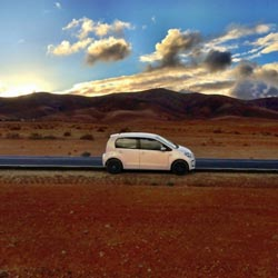 Mietwagen auf Fuerteventura