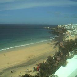 Webcam auf Fuerteventura