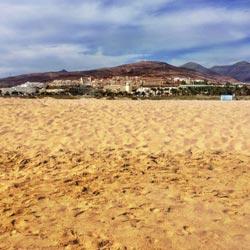 Jandia Playa auf Fuerteventura