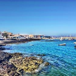 Corralejo auf Fuerteventura