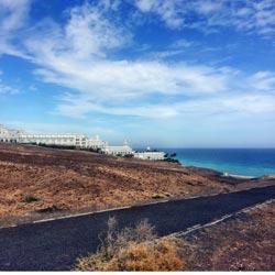 Esquinzo Playa auf Fuerteventur