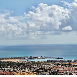 Caleta de Fuste auf Fuerteventura