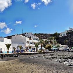 Las Playitas auf Fuerteventura