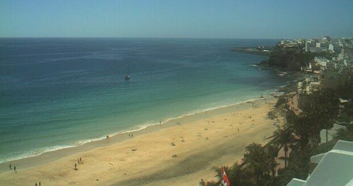 Live Webcam auf Fuerteventura