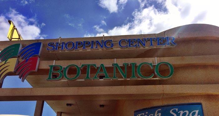 Einkaufszentrum Botanico