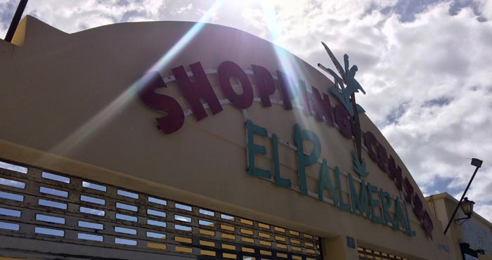 Shopping Center El Palmeral