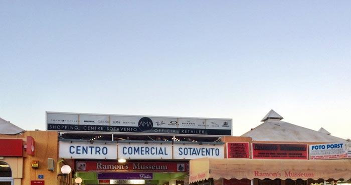 Shopping Center Sotavento
