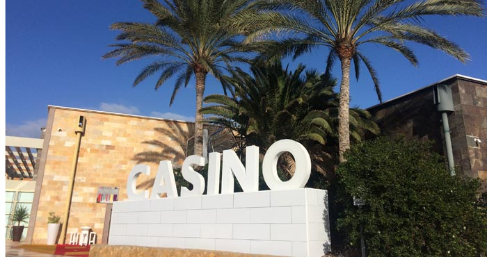 Casino in Caleta de Fuste