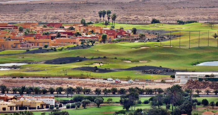 Golfplatz in Caleta de Fuste