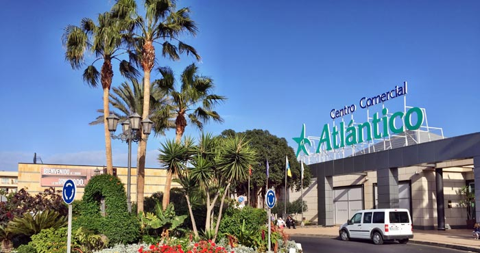 Shoppingcenter Atlantico
