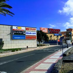 Shopping in Caleta de Fuste