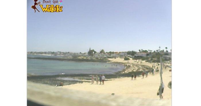 Live Webcam von Corralejo
