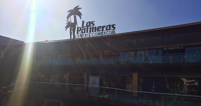 Einkaufszentrum Las Palmeras
