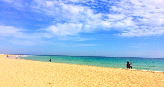 Playa de Matorral