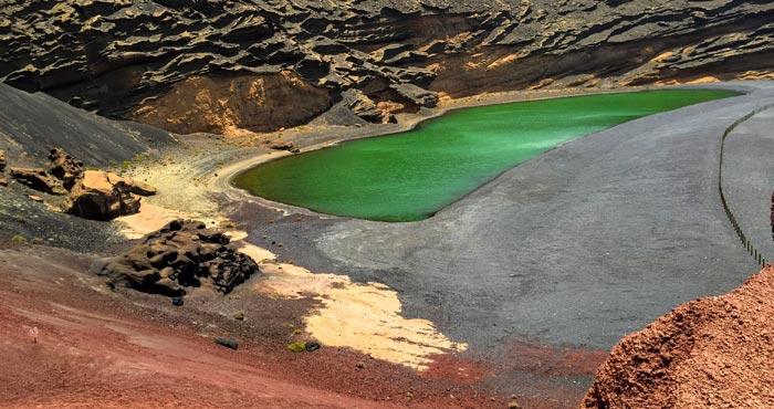 El Lago Verde